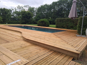 construction piscine Villeneuve sur Lot